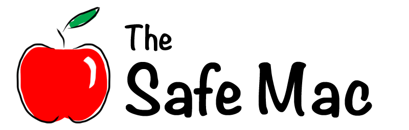 The Safe Mac logo